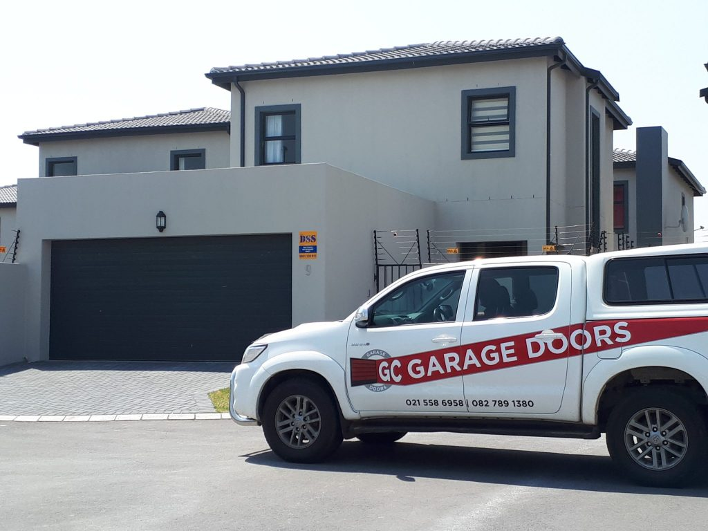 GC Garage Doors service and maintenance in Cape Town