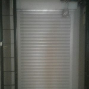 roll-up door